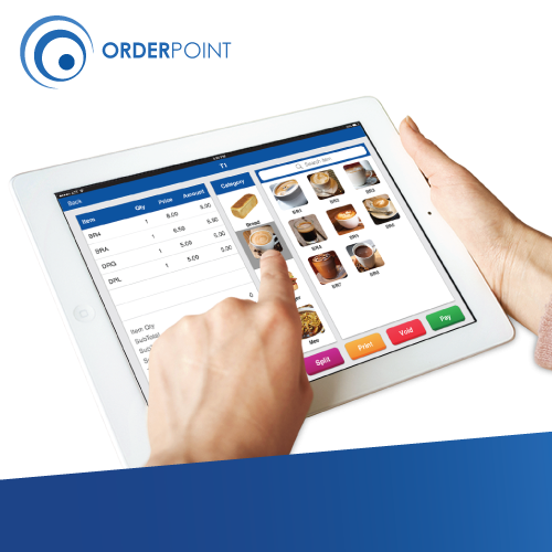 Order Point Irs Ipad Ordering System Ipad Ordering